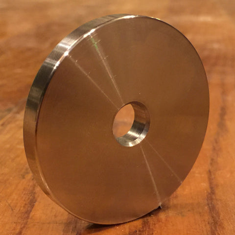 "3/8"" ID  x 2"" OD x 1/4"" Extra Thick 304 Stainless Washer - extra thick stainless washer extsw.com - 1"