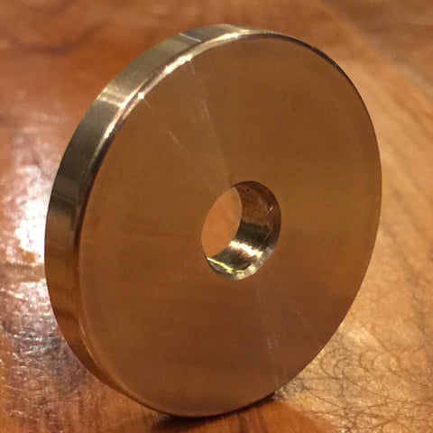 "5/16"" ID x 1 1/2"" OD x 1/4"" Extra Thick 316 Stainless Washers - extra thick stainless washer extsw.com - 1"