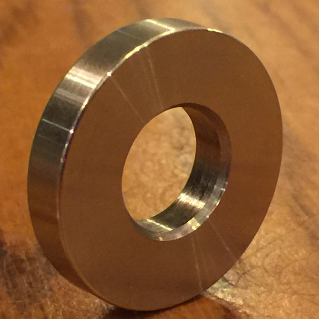 "7/16"" ID x 1"" OD x 3/16"" Extra Thick 304 Stainless Washers - extra thick stainless washer extsw.com - 1"