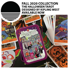 Fall 2020 Collection :: The Halloween Tarot