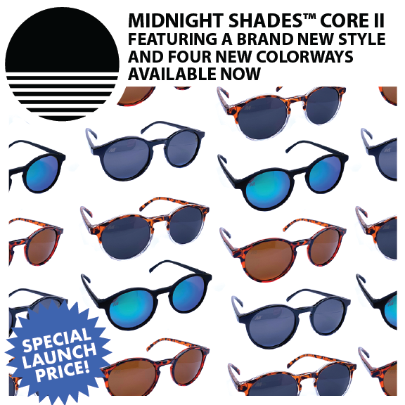 Fall 2020 Collection :: Midnight Shades Core II
