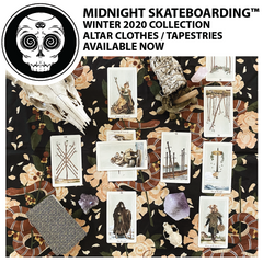 Winter 2020 Collection :: Midnight Skateboarding™