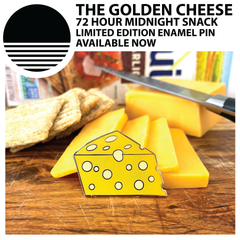 MIDNIGHT SNACK :: Golden Cheese