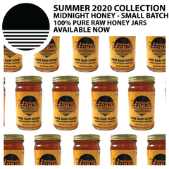 Summer 2020 Collection :: Midnight Honey Small Batch