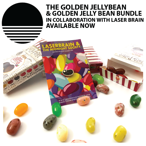 Midnight Snack :: The Golden Jellybean + Mystery Bundle