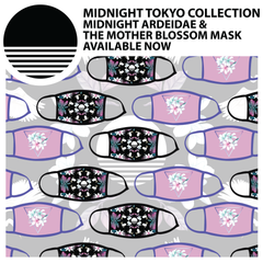 Midnight Tokyo Collection :: Midnight Ardeidae & Mother Blossom Mask