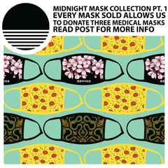 Midnight Mask Collection Pt. I