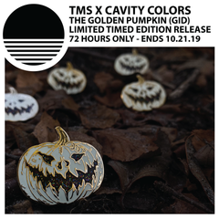 TMS X CAVITY COLORS :: THE GOLDEN PUMPKIN