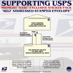 SUPPORTING USPS :: SASE CAMPAIGN