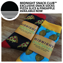 Summer 2020 Collection :: Midnight Snack Club™ Socks