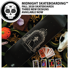 Fall 2020 Collection :: Midnight Skateboarding™