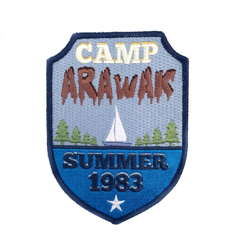 """Camp Arawak"" Patch"