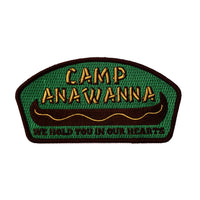 Camp Anawanna Patch