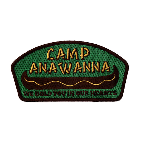 """Camp Anawanna"" Patch"