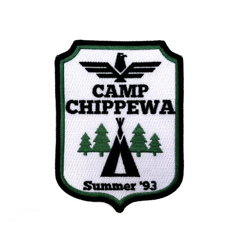 """Camp Chippewa"" Patch"