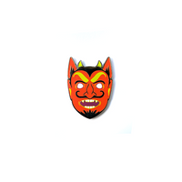 Devious Devil - Enamel Pin