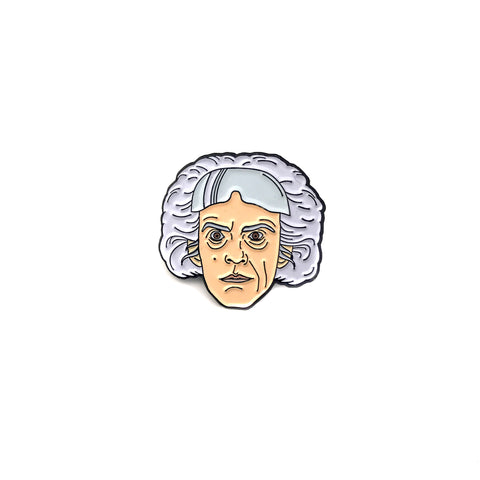 Great Scott - Enamel Pin