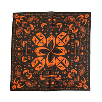 This Is The Way (LE Black & Orange) - Bandana