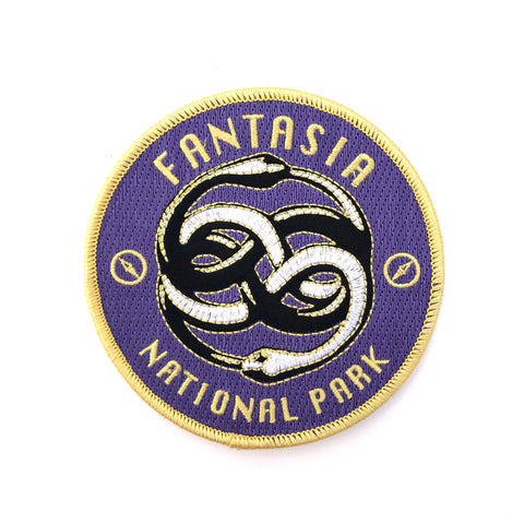 """Fantasia National Park"" Patch"