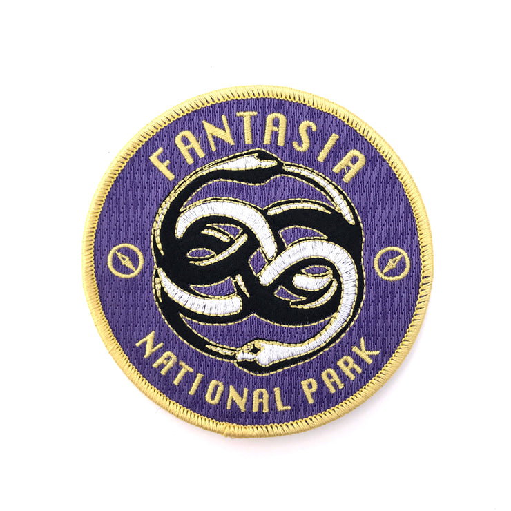 Fantasia National Park Patch