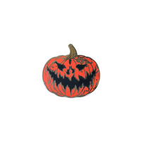 Fiendly Pumpkin - Enamel Pin