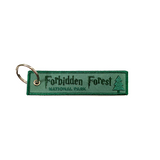 Forbidden Forest National Park Key Tag
