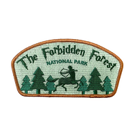 Forbidden Forest National Park - Patch