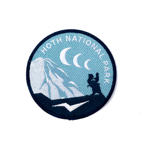 """Hoth National Park"" Patch"