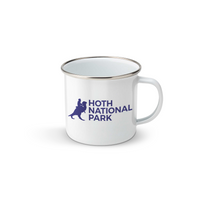 Hoth National Park Enamel Mug
