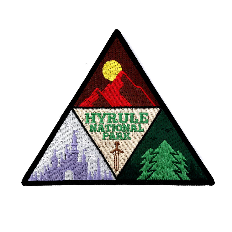 Hyrule National Park Patch