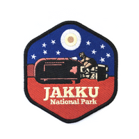 Jakku National Park (Night) Patch
