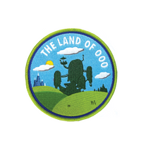 The Land of Ooo (Day) Patch
