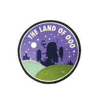 The Land of Ooo (Night) Patch
