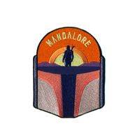 Mandalore (Day) Patch