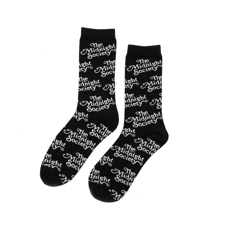 Bookman Forever Premium Socks - Black