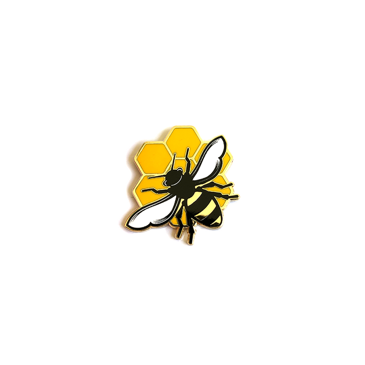 Honey Bee - Enamel Pin