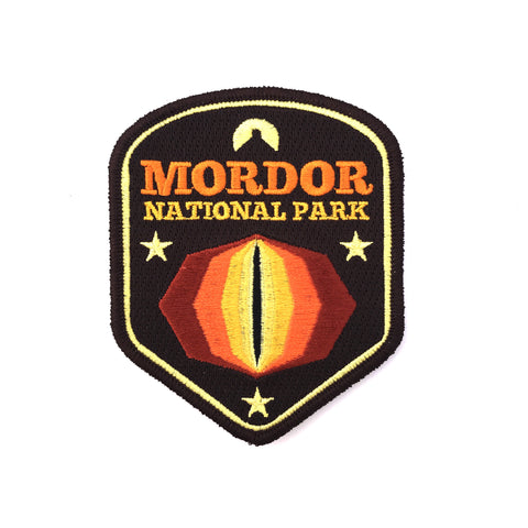 """Mordor National Park"" Patch"