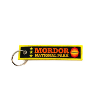 Mordor National Park - Key Tag