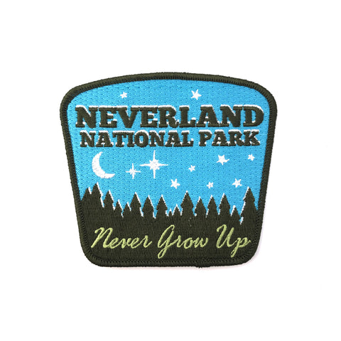 """Neverland National Park"" Patch"