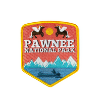 Pawnee National Park - Patch