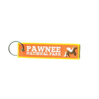 Pawnee National Park - Key Tag