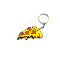 Pizza Slice - Keychain