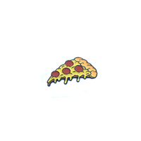 Pizza Slice - Enamel Pin