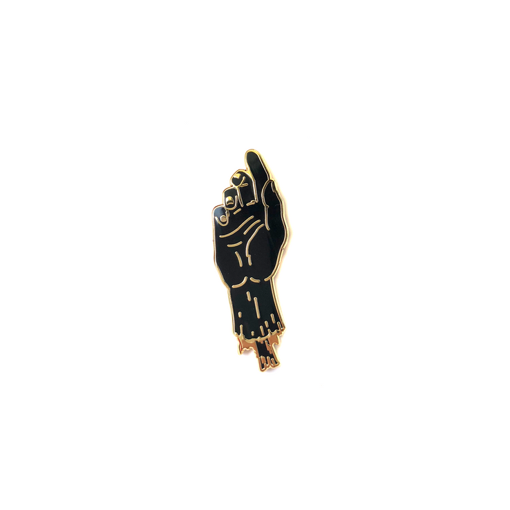 Severed Hand - Enamel Pin