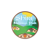 The Shire National Park Sticker