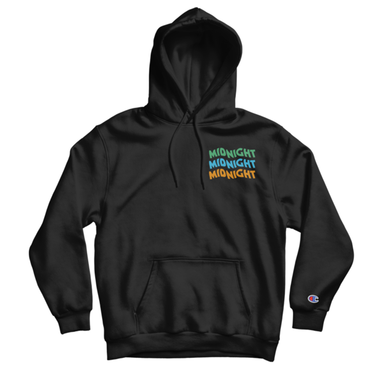 Triple Glitch Champion® Pullover