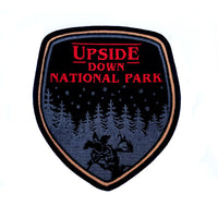 Upside Down National Park Patch