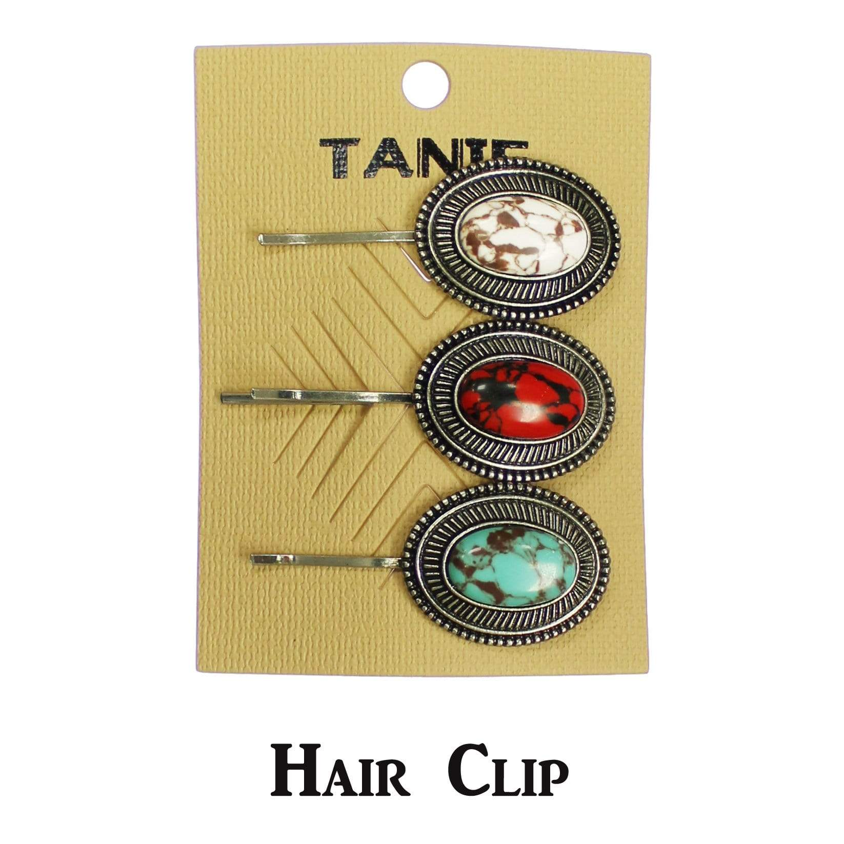 Trio Hair Pin
