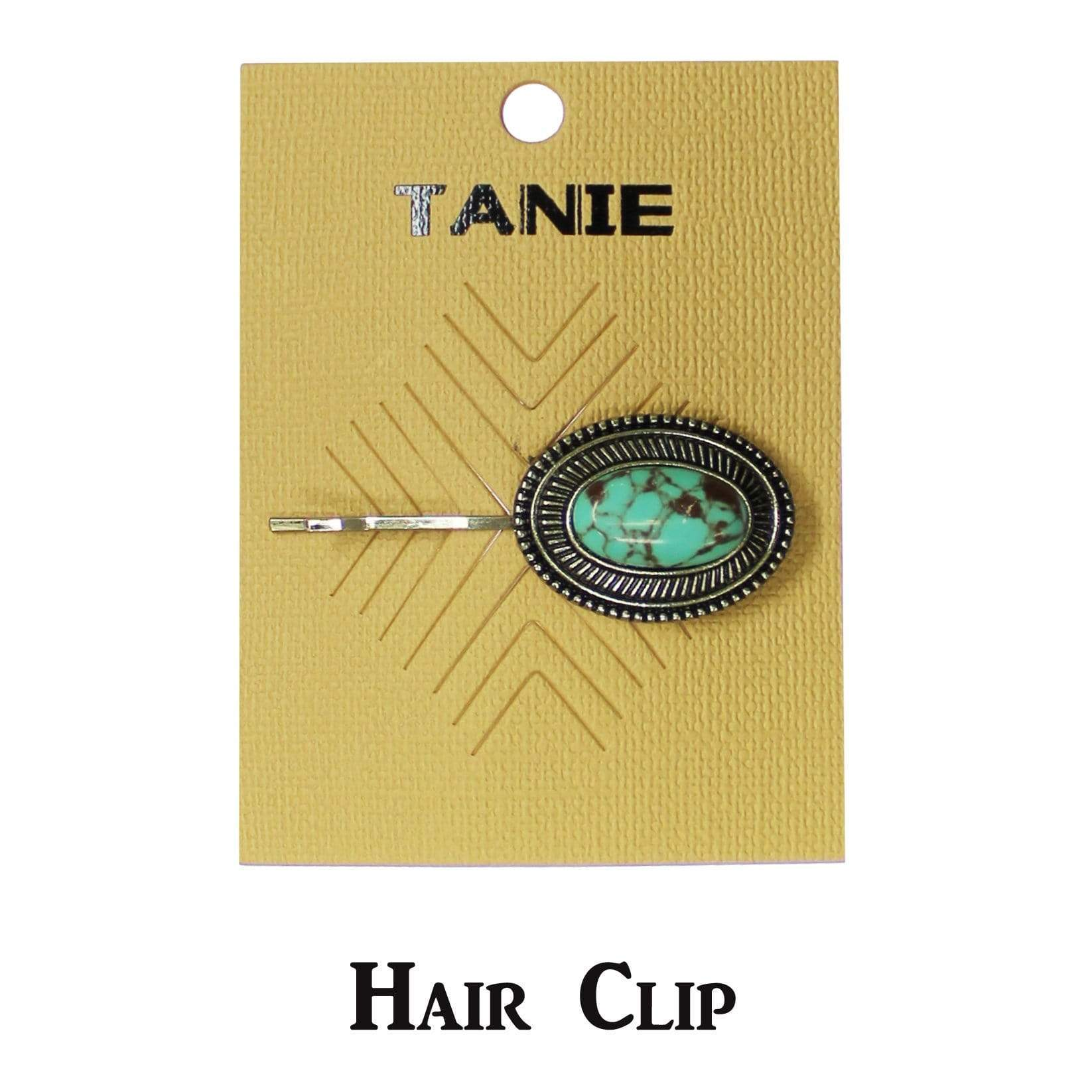 Turqouise Single Hair Pin