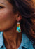 Fashion Turquoise Shade Earrings